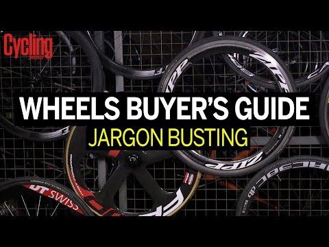 Buyer's guide to road bike wheels - Jargon busting
