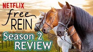 Free Rein Season 2 Review - Netflix Original Horse TV Series