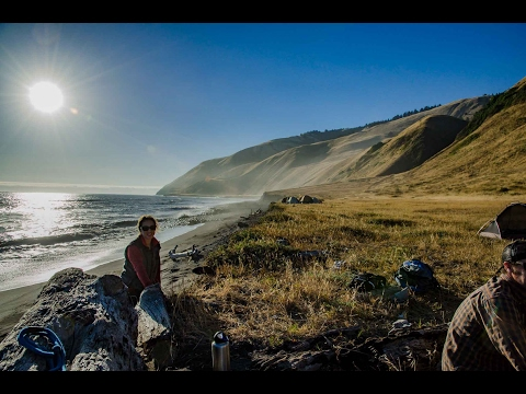 Lost Coast Trail  California  A Short Film