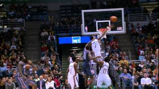 larry sanders with the sick block