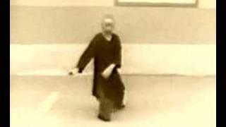 Cheng Man Ching Tai Chi Sword Form