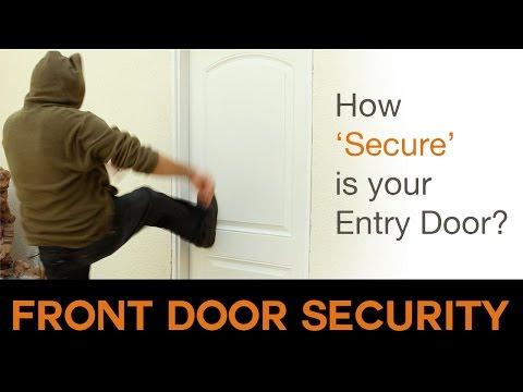 kick proof your front door