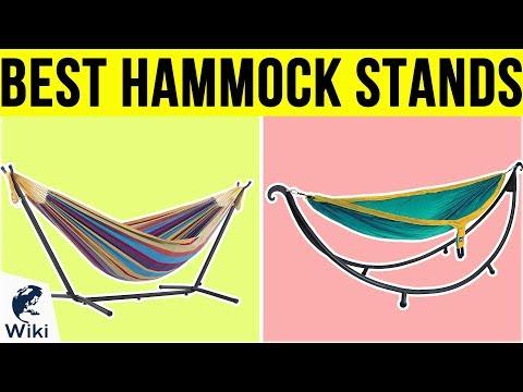 10 Best Hammock Stands 2019