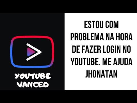 (CORRIGIDO) Erro de Fazer Login no YOUTUBE + Tutorial de Download