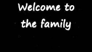 Repeat youtube video Avenged Sevenfold -  Welcome to the Family lyrics