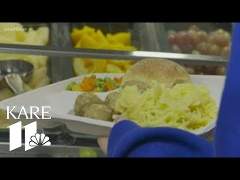 Trump administration aims to rollback Michelle Obama's school lunch plan