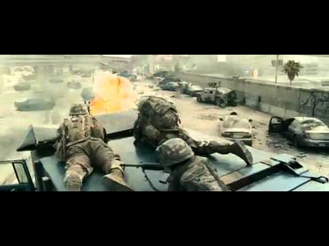 BATTLE LOS ANGELES ! CLIP 6