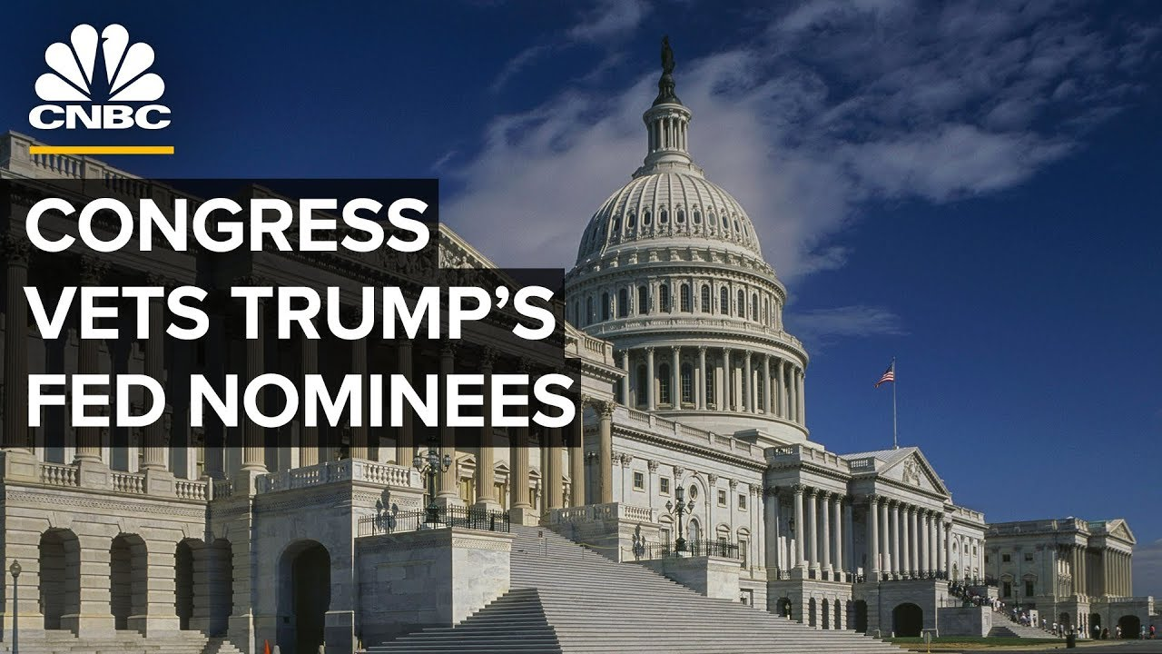Congress vets Trump's Federal Reserve nominees Shelton and Waller – 2/13/2020