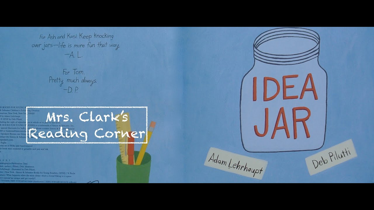 Idea Jar W Words Music Efx Youtube