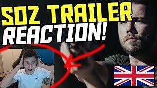 *REACTION* Söz   3.Sezon -Teaser 1 (Turkish Film Söz Reaction - Söz 2018 Film)