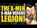 X-Man Nate Grey vs Legion! (Uncanny X-Men: X-Men Disassembled Part 2)