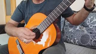 Divertissement - Antonio Cano / I learn guitar myself