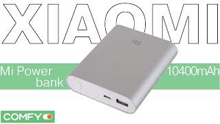 Xiaomi Mi Power bank 10400mAh - Видеодемонстрация Мобильной Батареи от Comfy(, 2015-05-29T07:38:13.000Z)