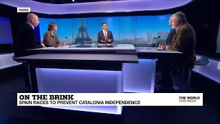Spain races to prevent Catalonia independence; The US and its guns