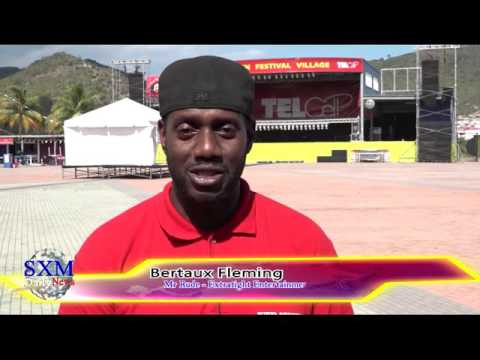 Interview with Bertaux Fleming on Night of the hit makers 2016