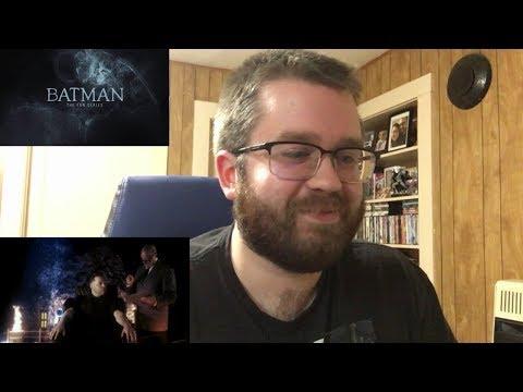 Batman The Fan Series - Pilot Episode Reaction/Review!!!