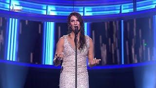 Fran Dieli canta 'Dancing in the rain' como Ruth Lorenzo - Tu Cara Me Suena