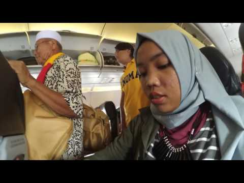 #VLOG 1  MY OWN TRAVEL FROM INDONESIA TO MALAYSIA MAY 2016.