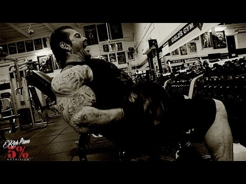 INCLINE DUMBBELL CURLS - DOIN THIS SHIT RIGHT - Rich Piana