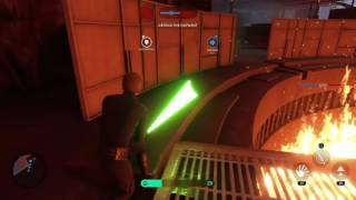 Star Wars Battlefront- gameplay