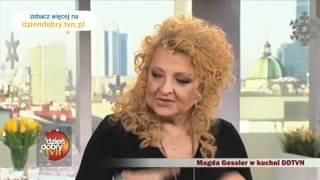 Dzień Dobry TVN - Magda Gessler o upodobaniach Polaków
