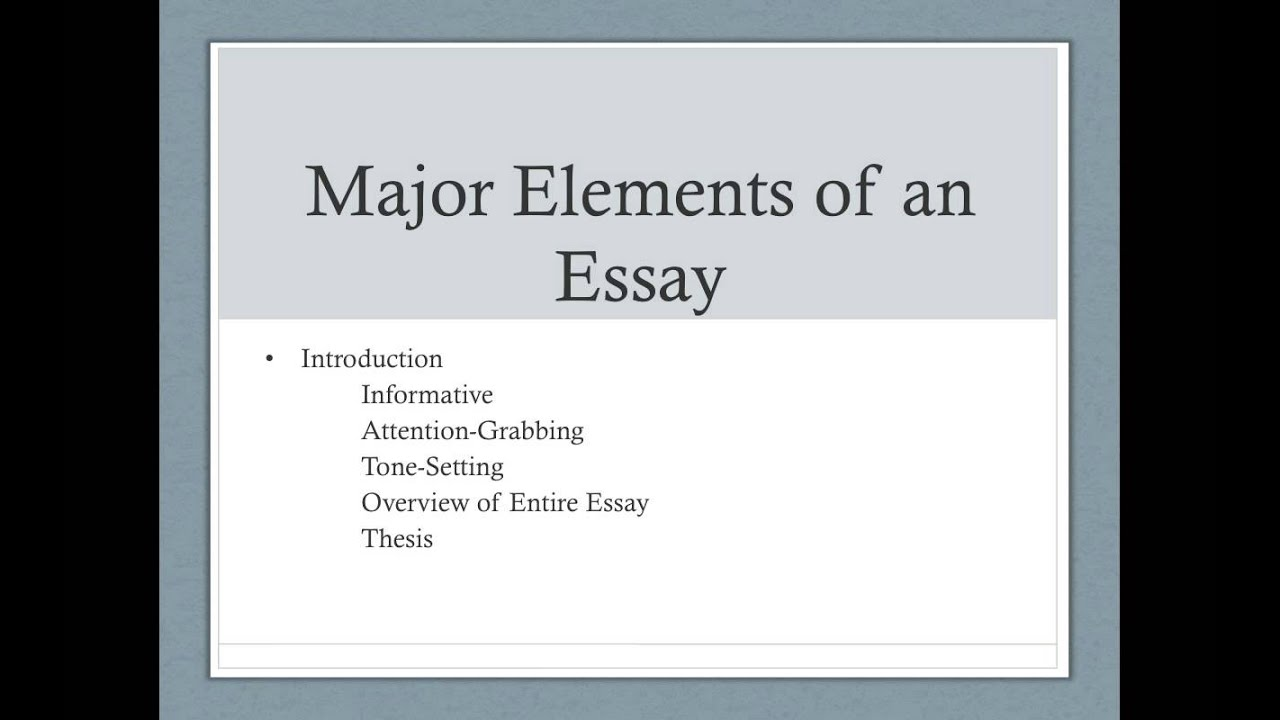 essay setup If you want to write a solid explication essay you need to develop the skills necessary to analyze a poem, play or short story your finished essay will demonstrate your ability to.