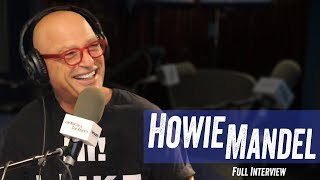 Howie Mandel - No Meghan Markle Memories, 'AGT', Simon vs. Howard - Jim Norton & Sam Roberts