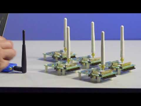 SmartMesh IP Wireless Sensor Network Starter Kit