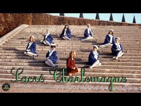 France Gall - Sacré Charlemagne (1964) Version Stéréo
