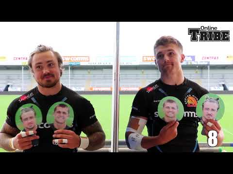 Chiefs TV: Jack Nowell & Henry Slade - Like Minds