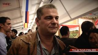 Alba Truffle Fair - Flash interview - Dalla Svizzera al Piemonte