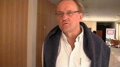 Antti Herlin osallistui Suomi-Areenaan