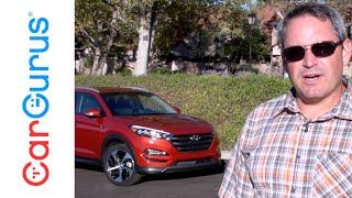 2016 Hyundai Tucson | CarGurus Test Drive Review