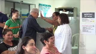 Comunidade agradece ao executivo e a secretaria de saúde pelo consultório odontológico no Km 60