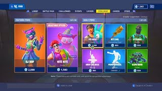 *NEW* ITEM SHOP SKINS COUNTDOWN! January 1st New Fortnite Skins LIVE! (Fortnite Item Shop Live