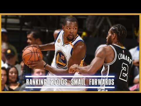 Ranking The NBA's Top 10 Small Forwards Of The 2010s (NBA 2010s)