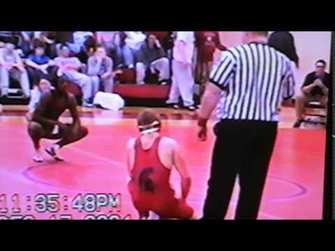 Anson D. Kemp ~ Match #6 vs. Michael Brown Of Marshall Missouri
