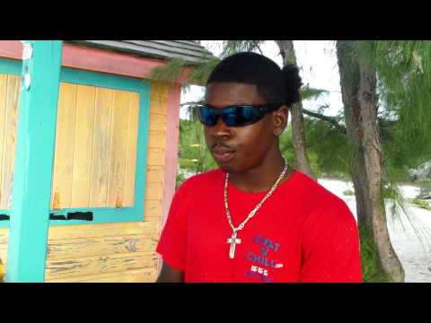 Exuma, Bahamas at Stocking Island's  Chat 'n Chill- Rinaldo February 10, 2015