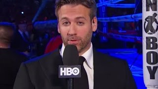 MAX KELLERMAN IMMEDIATE REACTION TO CANELO'S BEATDOWN OF CHAVEZ JR. AND GOLOVKIN FIGHT ANNOUNCEMENT