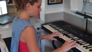practicing when youre gone avril lavigne piano