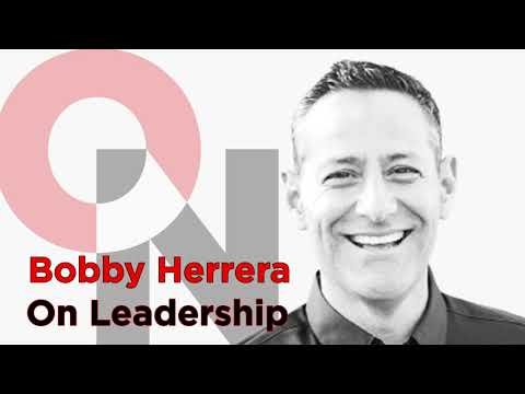 Who Did You Help Feel Seen Today? | Bobby Herrera | FranklinCovey clip