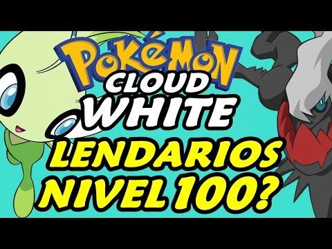 Pokémon Cloud White (Detonado - Parte 19) - Rock Smash E Lendários Nível 100!!