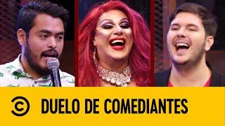 Batallas de Ganadores - Parte 2 | Duelo de Comediantes | Comedy Central LA