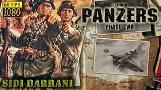 "Codename: Panzers, Phase Two. Axis mission 1 ""Sidi Barrani"""