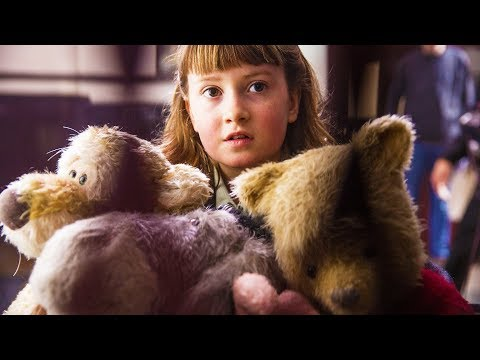 6 NEW Christopher Robin CLIPS + Trailers