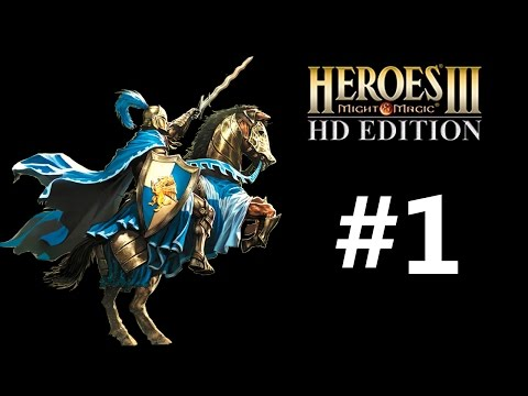 Heroes Of Might & Magic III HD Android GamePlay #1 (1080p)