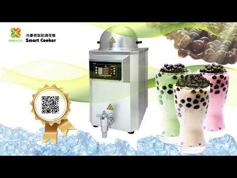 YSLFOOD_Smart Cooker_For Cooking Bubble Pearls ( Boba, Tapioca Pearls )