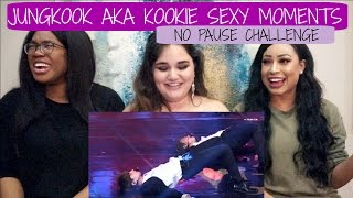 JUNGKOOK SEXY MOMENTS   NO PAUSE CHALLENGE    TIPSY KPOP