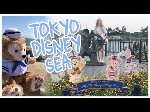 ♡ Tokyo Disney Sea Vlog ♡