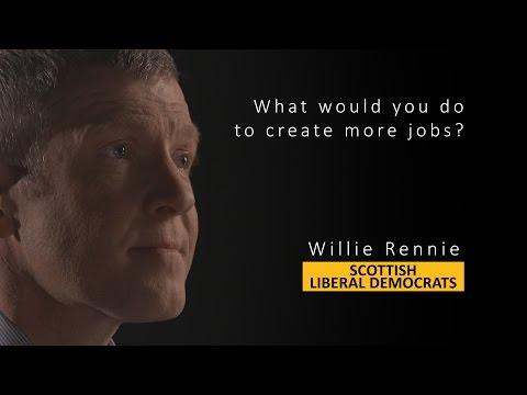 Jobs | Willie Rennie